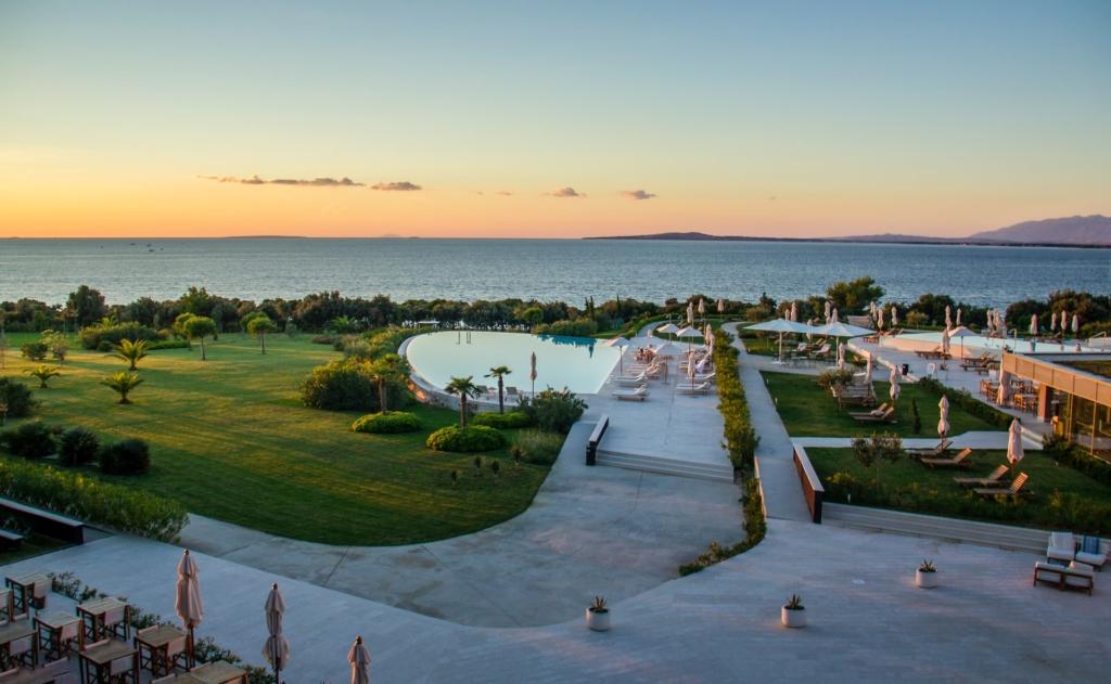 Sunrise in Zadar