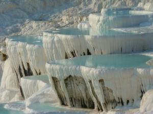Pamukkale's Calcium Baths