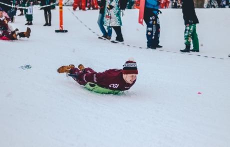 Enjoy the Powder-like Snow in Finland