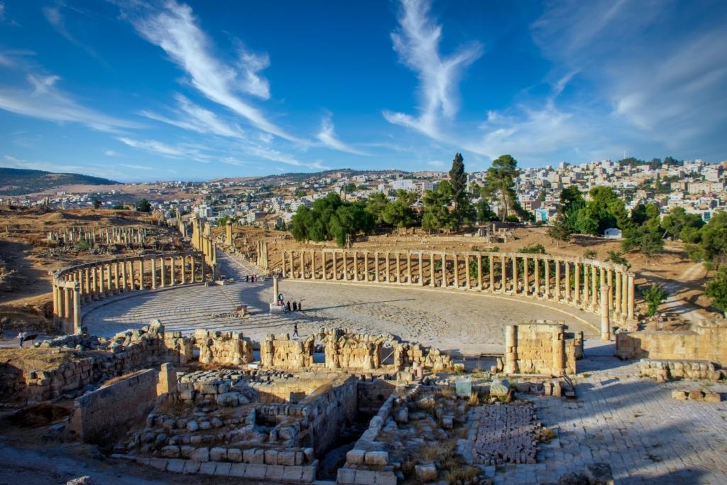 Roman City of Jerash