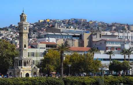 Famous Clock Tour in Izmir