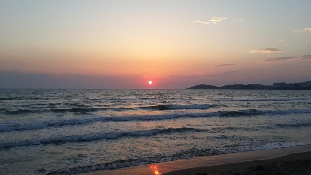 Sunset in Kusadasi