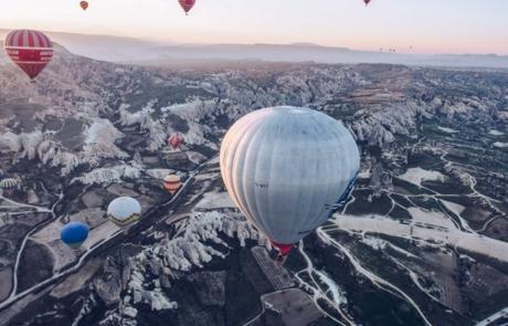 Hot Air Ballon Ride over Cappadocia