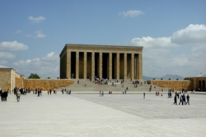 Landmark Monument in Ankara
