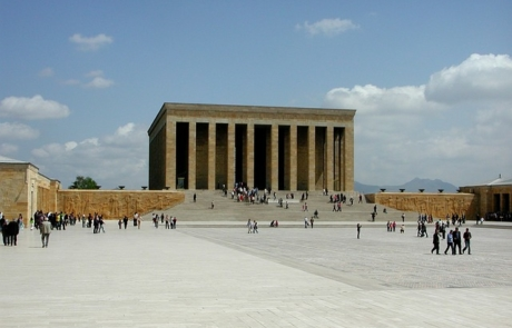Landmark Monument in Ankara