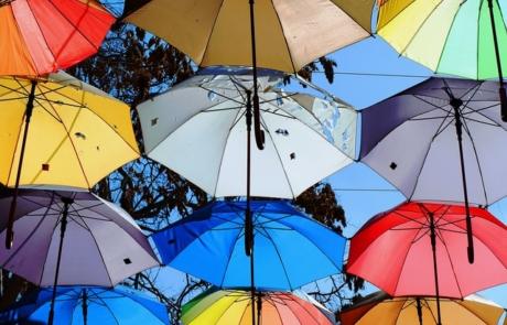Umbrella Ceiling