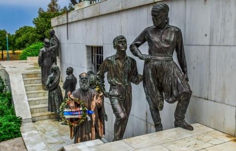 Liberty Monument Statue