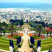 Bahai Gardens/Aabas, Haifa