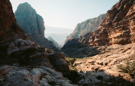 Jordan Valley