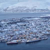 A port in Norway