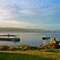 Port in Douglas, Isle of Man