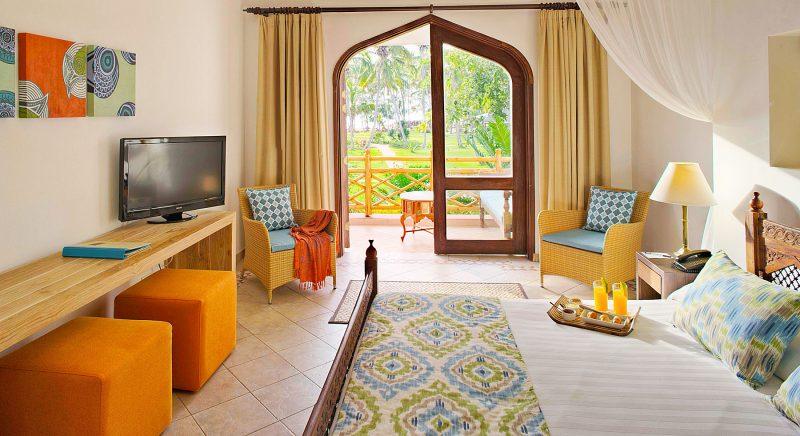 Superior Room at the Blue Bay Beach Resort