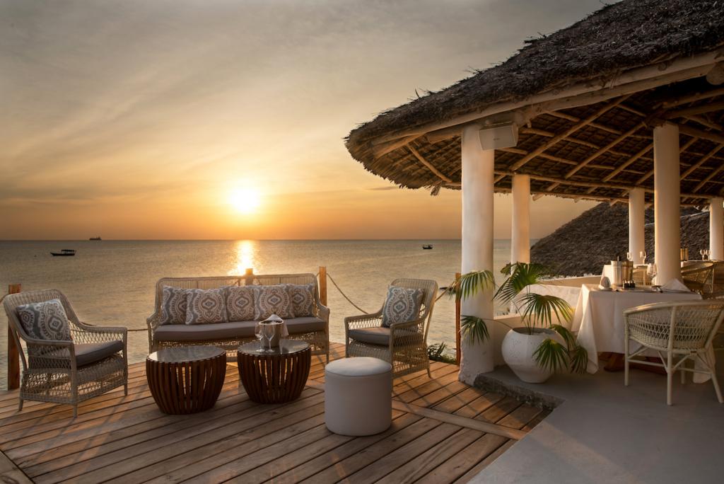 4* Chuini Zanzibar Beach Lodge
