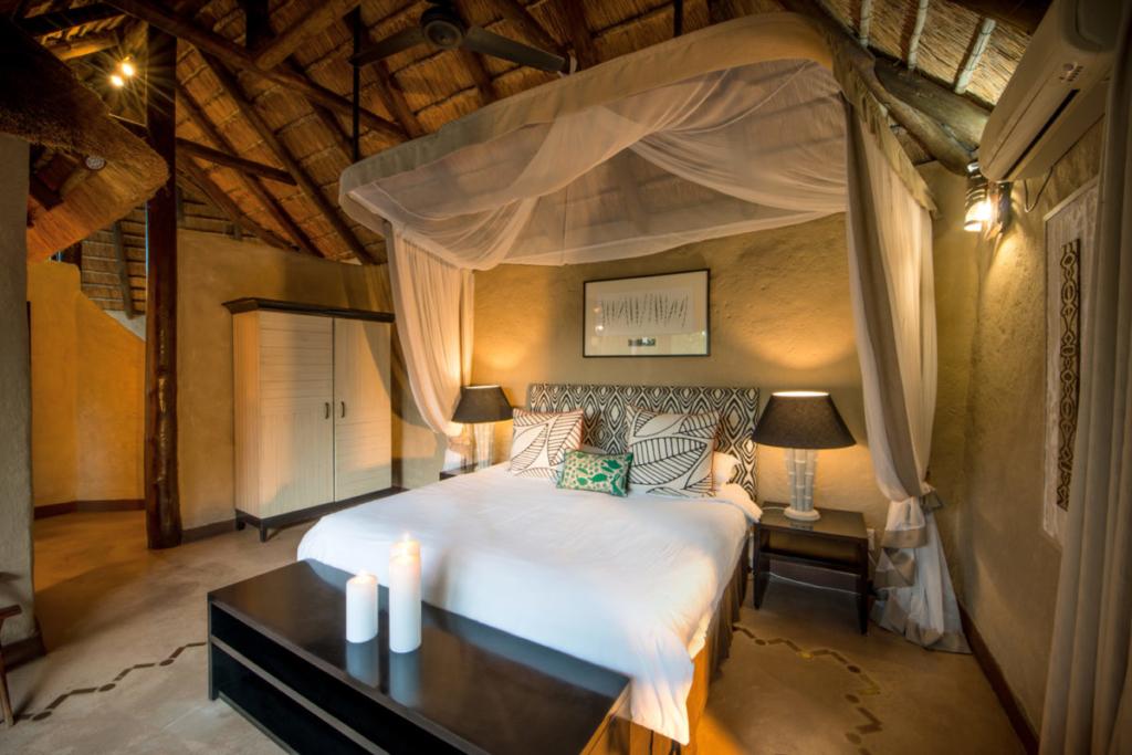 Premier Suite at Lukimbi Safari Lodge