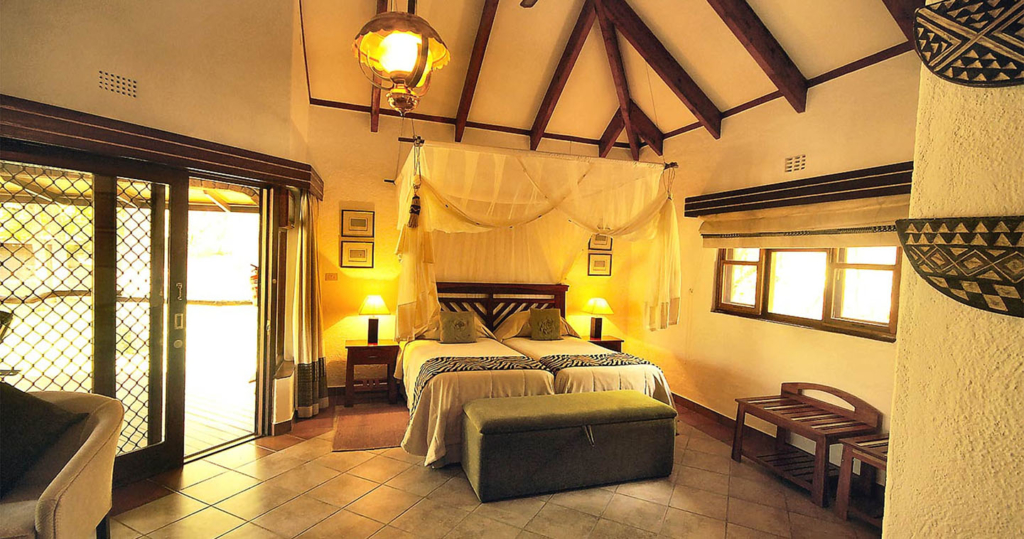 Room at Idube Game Lodge
